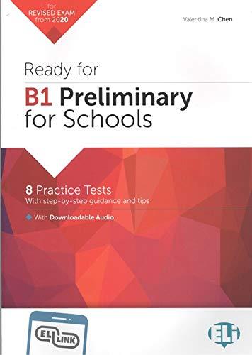 B1 preliminary for schools practice tests. Preparazione all'esame Cambridge English: Preliminary (PET). Per le Scuole superiori. Con CD-Audio. Con File audio per il download (Certificazioni)