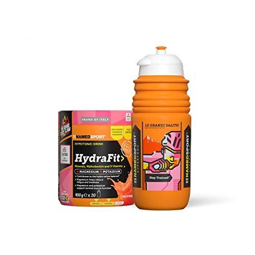 Hydrafit Magnesium & Potassium + Borraccia