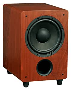 davis acoustics sub eva caisson de basse amplifi boomer 21 cm ampli 70 w noyer. Black Bedroom Furniture Sets. Home Design Ideas