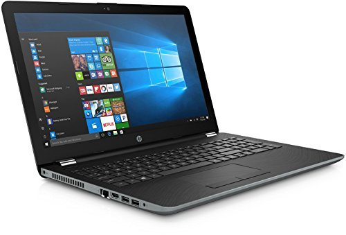 HP 15q-BU004TU 2017 15.6-inch Laptop (6th Gen Core i3-6006U/4GB/1TB/DOS/Integrated Graphics), Grey