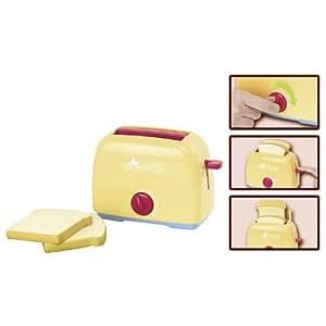 fun company 615450 mini home mon toasteur grille pain jeux et jouets. Black Bedroom Furniture Sets. Home Design Ideas