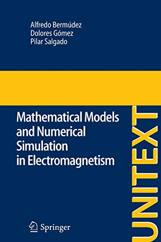 Mathematical Models and Numerical Simulation in Electromagnetism (UNITEXT, Band 74) (Mathematische Elementare Modellierung)