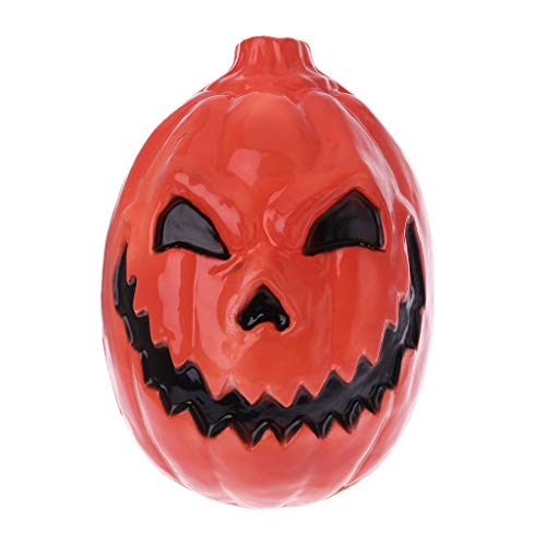 JENOR Halloween PVC Unisex Maske Maskerade Geist Tanz Kostüm Nachtclub ()