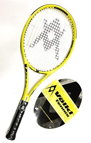 volkl v11j61 Racchetta da Tennis volkda Bambino - Junior organix 10-26 Junior Racket Colore Gialla