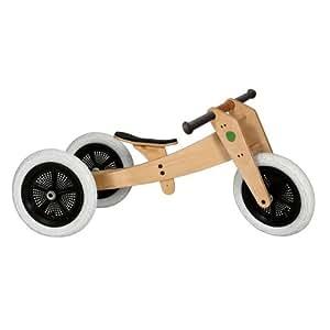 WISHBONE Bike 3 en 1 Vélo de marche bois velo bebe