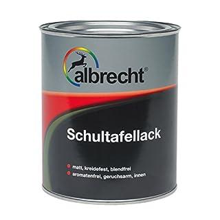 Albrecht Blackboard Paint Matt, 375ml, Green, 3400606650000200375