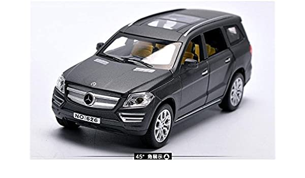 Mercedes Box Suv >> Buy Grey Without Box New New 1 32 Die Cast Off Road