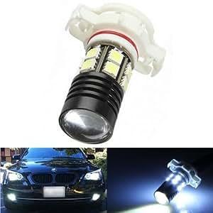 Generic 5202 5201 H16 LED SMD DRL Driving Fog Light Bulb 5W White 12V