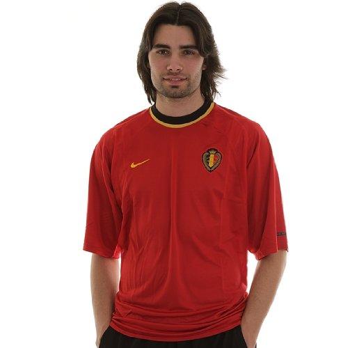 Belgien Heim Trikot Nike , Herren , Heim, Gr. XL