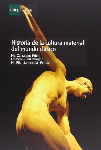 Historia de La Cultura Material Del Mundo Clásico (ADENDA)