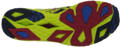 New Balance, NBM1400YJ2, Scarpe sportive, Uomo Multicolore (Mehrfarbig (YJ2 YELLOW/BLACK 7))