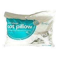 Sarah Jayne Anti-Allergy Pillow, Cot/Cot Bed