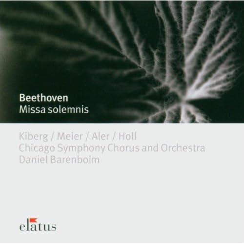 Mass in D major Op.123, 'Missa Solemnis' : III Gratias agimus