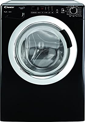 Candy GVS169DC3B Freestanding A+++ Rated Washing Machine - Black from AO