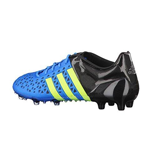 adidas Control High Fg/ag, Chaussures de Football homme Bleu - Bleu