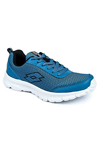 Lotto Men's Splash Blue/Black Running Shoes