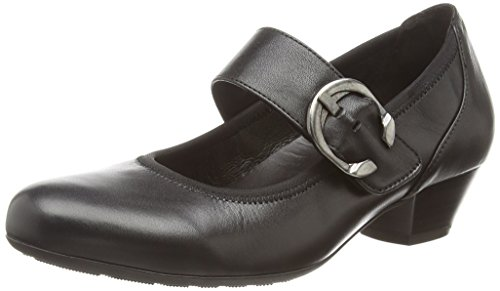 Gabor Shoes 6.139 Damen Pumps Schwarz (schwarz 57)