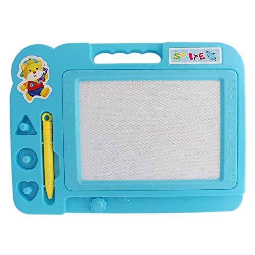 skyline mart Educational Writing and Drawing Magic Slate for Kids (Assorted Color)