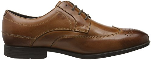 Rockport - Style Connected Wingtip, Stivali Uomo Brown (brown Leather)
