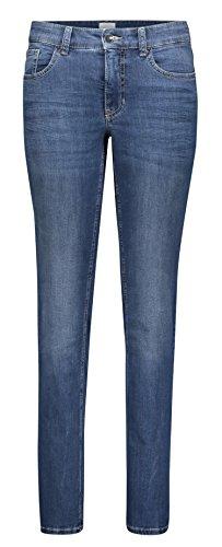 MAC Damen Jeans Melanie 5040 authentic mid blue used D640 (42/32)