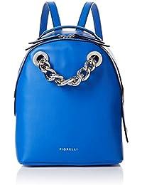Womens Finley Backpack Handbag Blue (Fenchurch Blue) Fiorelli