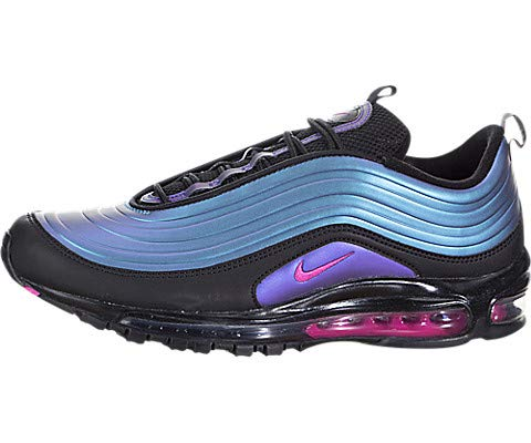 another chance 5c49e 5ce93 Nike Nike Air Max 97 Lx - black laser fuchsia-thunder grey, Größe