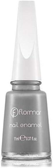 Flormar Nail Enamel - 417 Steel Gray