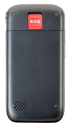 Audioline amplicomms PowerTel M6700  negro  libre sin contrato
