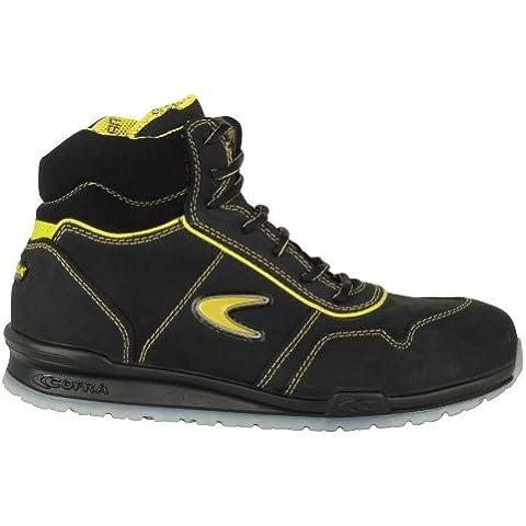 Cofra, 78470-002, Stivali di sicurezza S3 Eagan scarpe da corsa Taglia 40 moderno alto