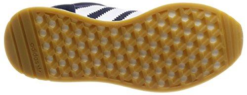 adidas Iniki Runner, Sneaker Uomo Blu (Collegiate Navy/footwear White/gum)