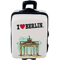 "Spardose / Sparbüchse / ""Mini Koffer I love Berlin"" preisvergleich bei kinderzimmerdekopreise.eu"