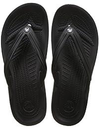 d5b515e7b30 Amazon.in  crocs - Flip-Flops   Slippers   Men s Shoes  Shoes   Handbags