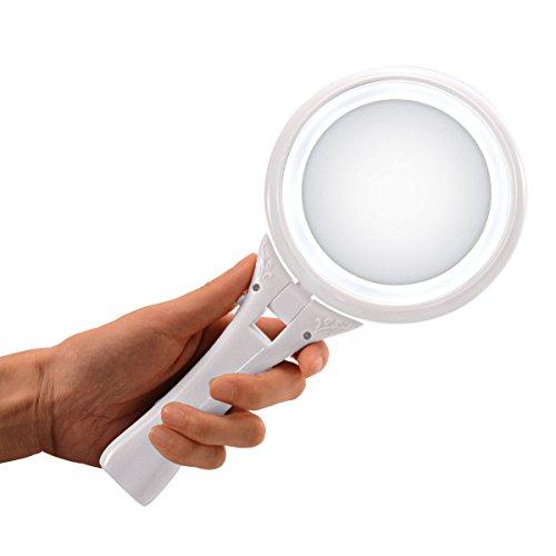 Xcellent-Global-Espejo-de-Maquillaje-Manejable-Doble-Cara-Aumento-1x-5x-LED-elegante-Plegable-Ajustable