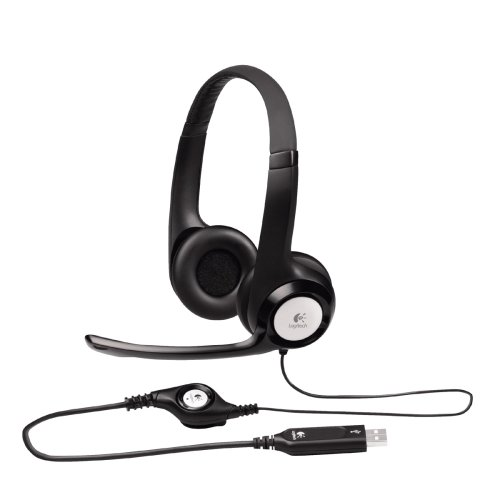 LOGITECH H390 USB Headset (Usb Headset Für Call-center)