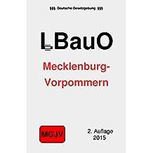 Landesbauordnung Mecklenburg-Vorpommern: LBO MV