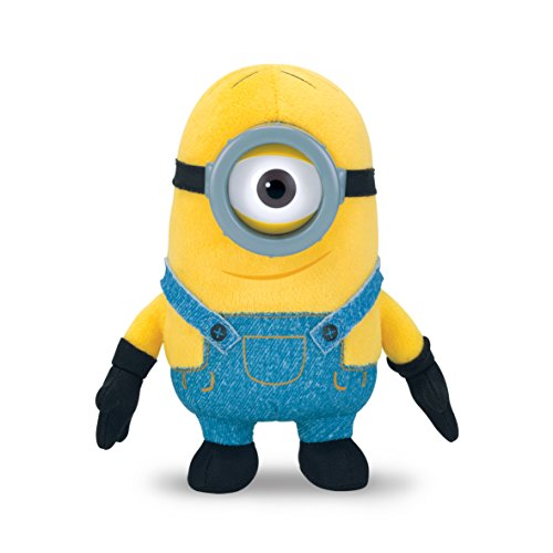 Despicable Me Minions 2 14 cm Soft Toy – Stuart (Minions)