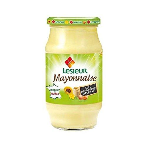 Lesieur mayonnaise classique aux oeufs frais pot 475 g - ( Prix Unitaire ) - Envoi Rapide Et Soignée
