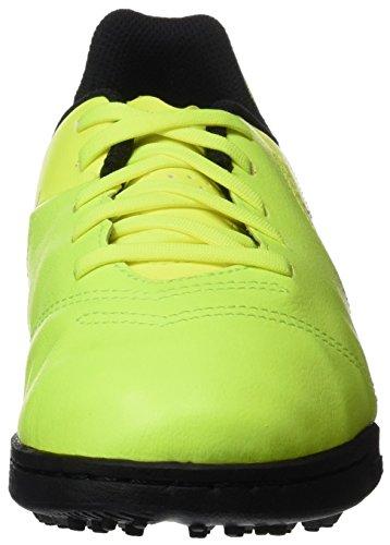 Nike Unisex-Kinder Tiempox Legend Vi Tf Fußballschuhe Gelb (Volt/Black-Volt)