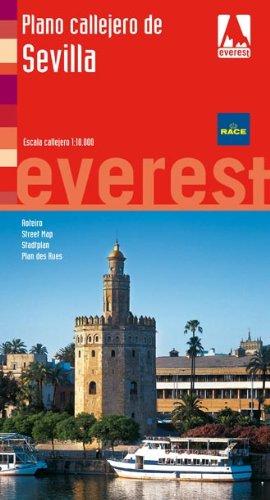 Plano callejero de Sevilla (Planos callejeros/serie roja)