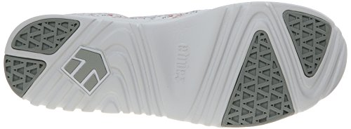 Etnies Damen Scout W's Sneakers Weiß (White/light Grey)
