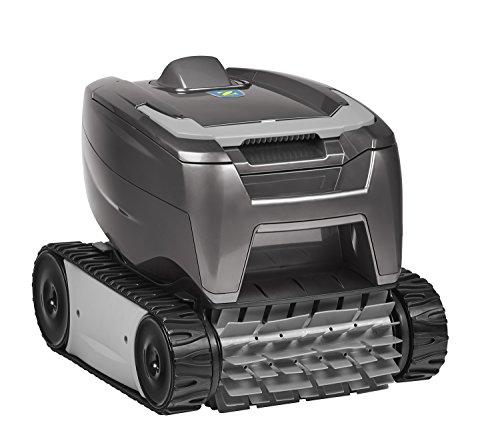 Zodiac Robot de Piscine Électrique TornaX OT 2100, Fond Seul, revêtements Liner/Polyester/Béton, WR000094