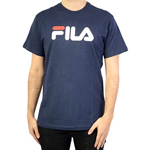 993bdad2f7b Fila Tee Shirt 681093 Pure - Bleu - Taille L d occasion Livré partout en