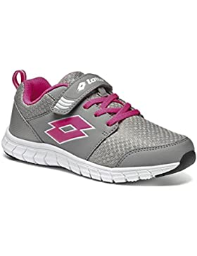 LOTTO S1885 SC JR SPACERUN PS GRIGIO/ROSA
