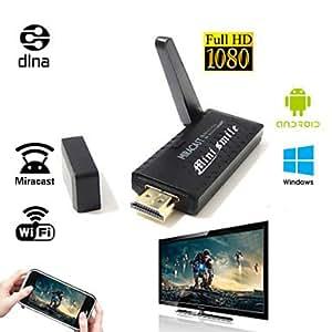 récent A9 M806 TV bâton Miracast DLNA VSmart Miracast Chromecast iPush tv bâton pour smartphone Android