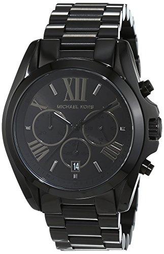Michael Kors uomo-Orologio da polso cronografo luenette in acciaio inox MK5550