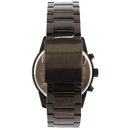 CITIZEN Reloj Analógico para Hombre de Cuarzo con Correa en Acero Inoxidable AN8165-59E