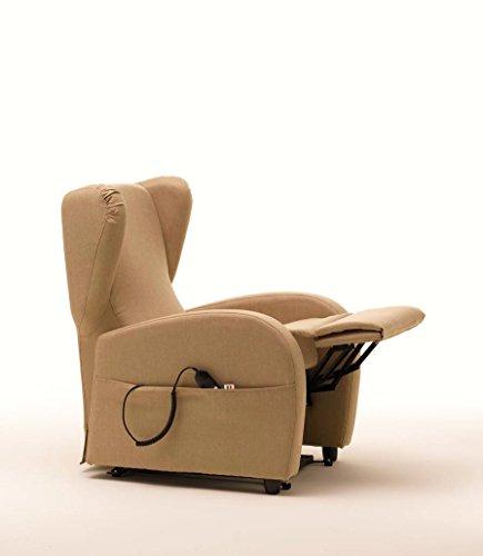 Tecnoespansi Poltrona Relax Chaise Longue, Legno, 90x72x109 cm ... on chaise recliner chair, chaise sofa sleeper, chaise furniture,