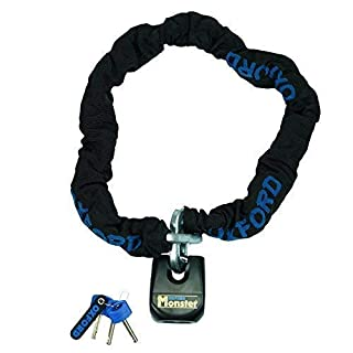 OF803 - Oxford Monster Chain & Lock 2.0m