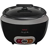 Tefal RK1568UK Cool Touch Rice Cooker, Black