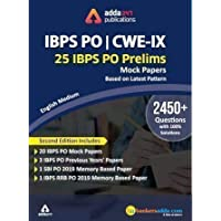 IBPS PO 2021 Prelims Mocks Papers English Printed Edition (IBPS PO Special) by Adda247 Publications